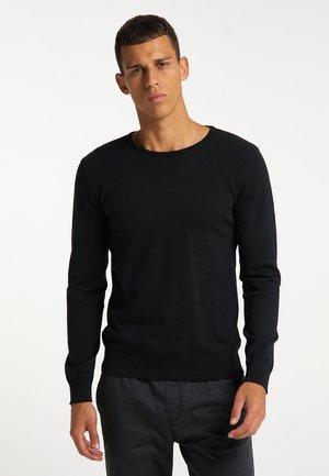 Trui - schwarz