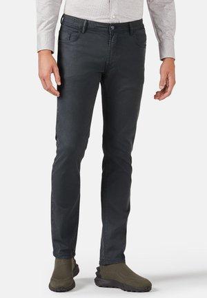 Slim fit jeans - charcoal