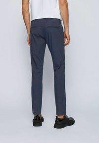 BOSS - Trousers - dark blue - 2