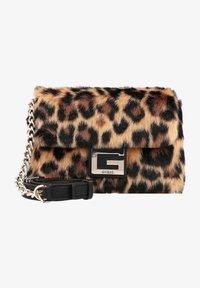 Guess - Across body bag - leopard - 0