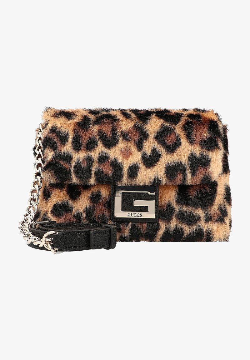 Guess - Across body bag - leopard