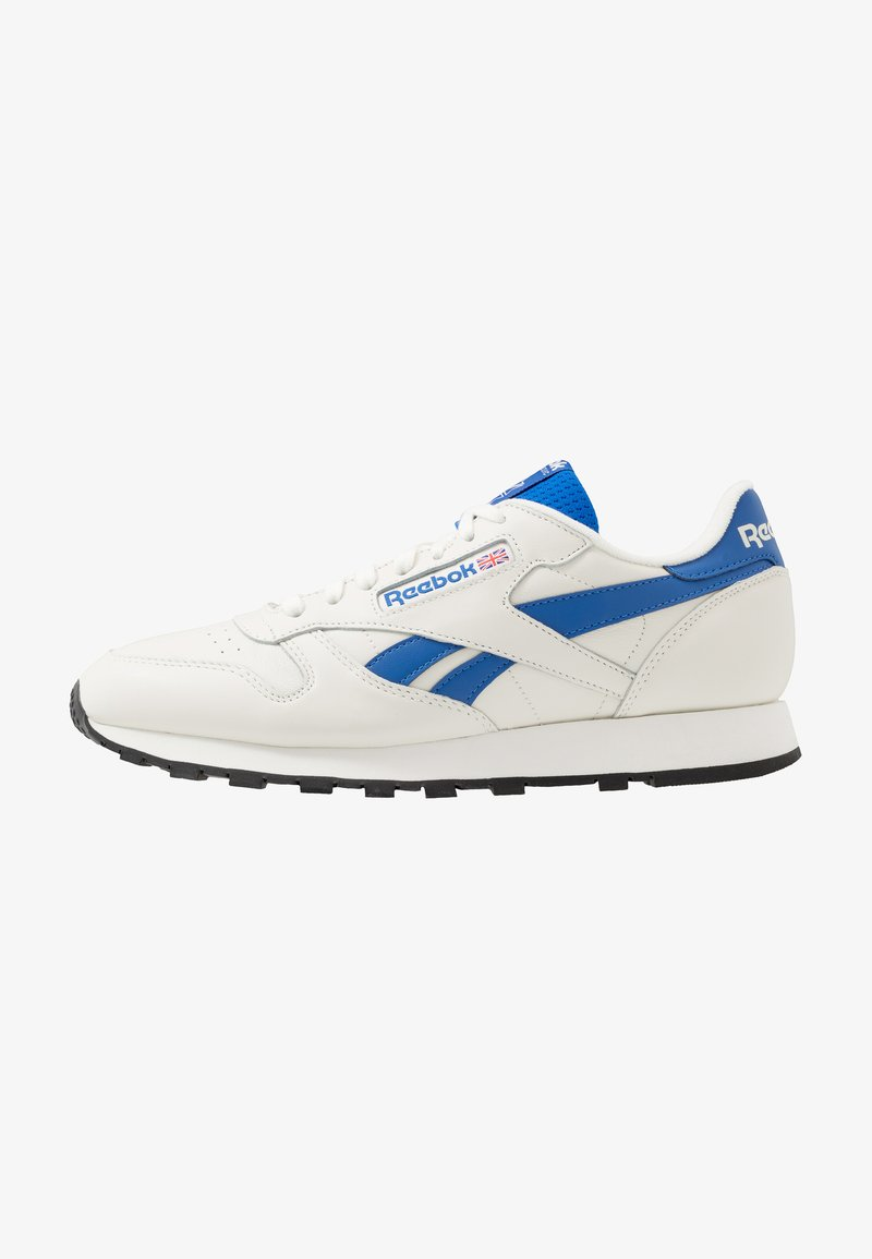 Reebok Classic - CL - Sneakers basse - chalk/blue/black