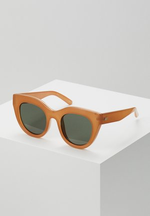 AIR HEART - Sunglasses - caramel