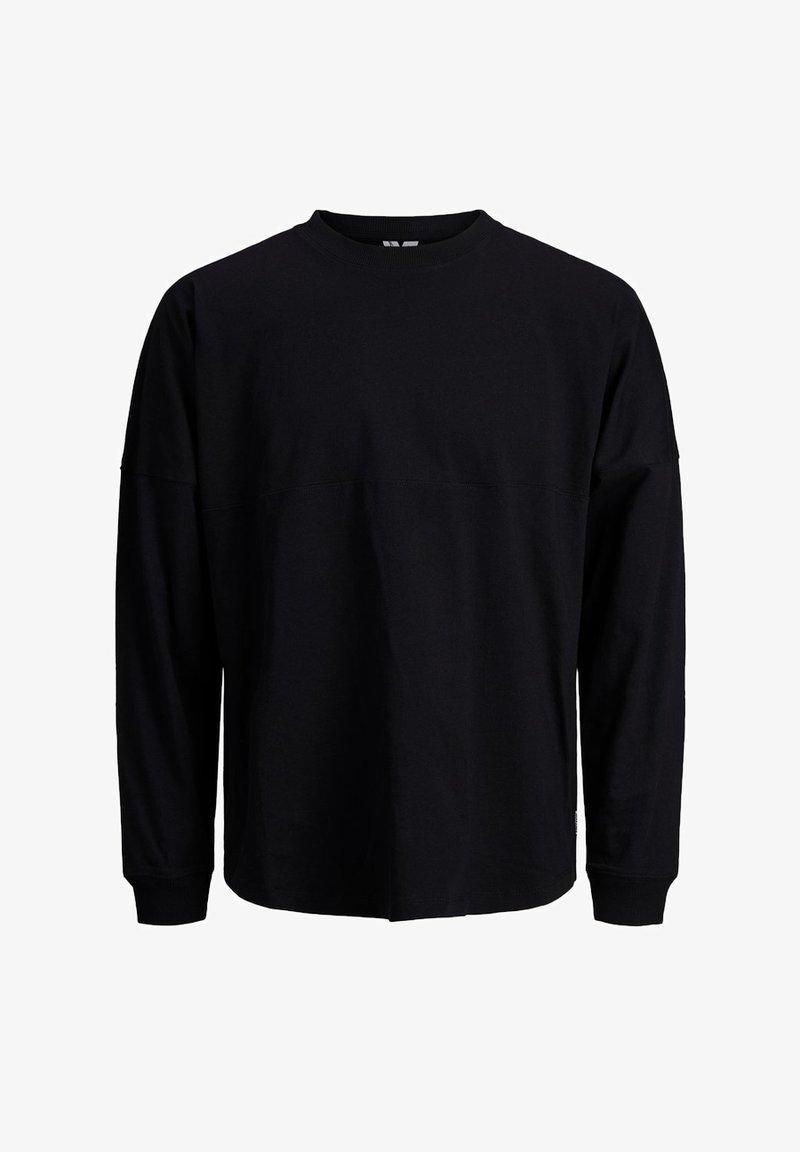 Jack & Jones Junior - Long sleeved top - black