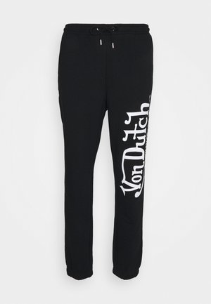 RIO - Tracksuit bottoms - black beauty