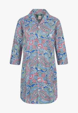 CLASSIC - Pyjama top - blue print
