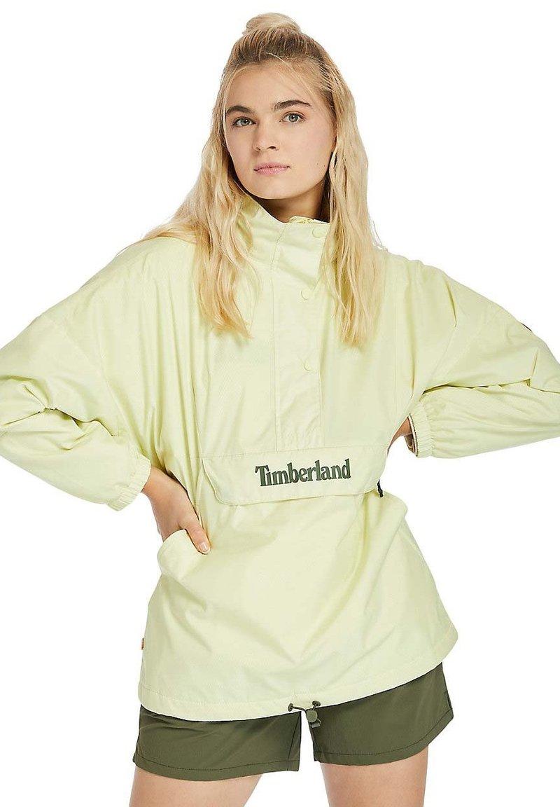 Timberland - MEDIA  - Windbreaker - luminary green