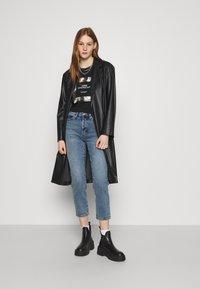 ONLY - ONLJOSIE LIFE RISE SLIM  - Slim fit jeans - medium blue - 1