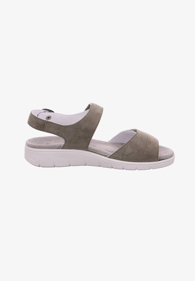 Sandals - grün