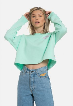 BETTY - Sweatshirt - mint