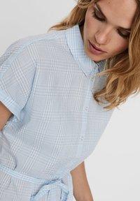 Vero Moda - Shirt dress - placid blue - 3