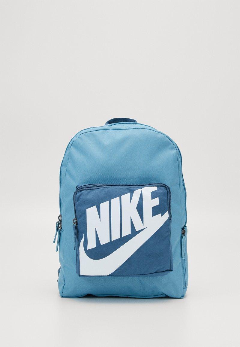 Nike Sportswear - CLASSIC UNISEX - Rugzak - cerulean/thunderstorm/(white)