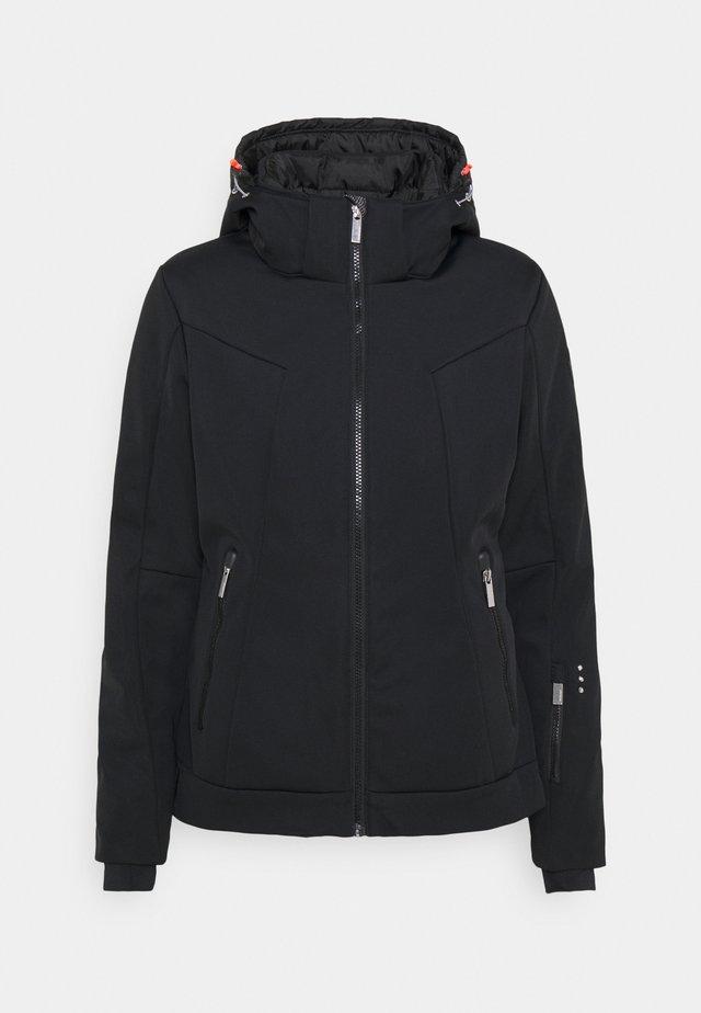 ERIE - Ski jas - black