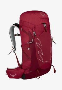 Osprey - Backpack - cosmic red - 0