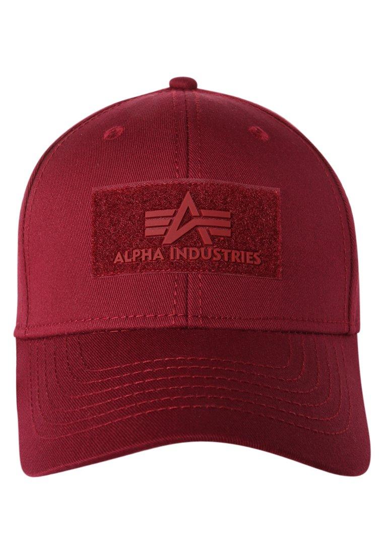 Alpha Industries Cap - burgundy/mørkerød c5WyEvVaFzp4rH2