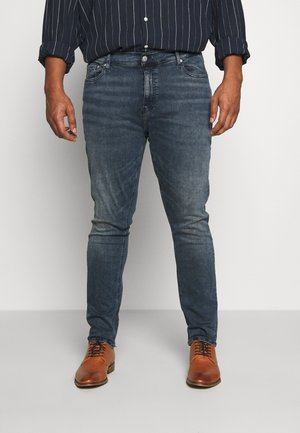 Slim fit jeans - blue grey