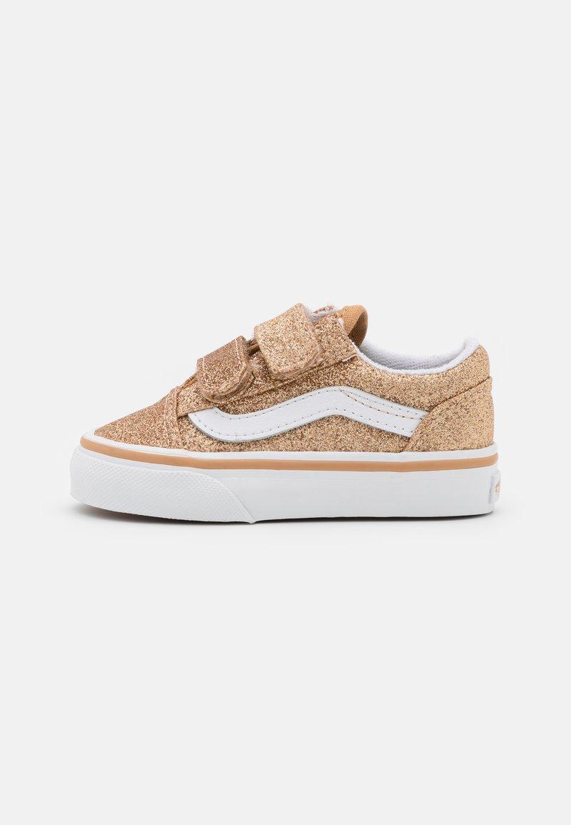 Vans - OLD SKOOL  - Sneakers laag - amberlight/true white