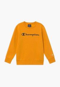 Champion - LEGACY AMERICAN CLASSICS CREWNECK UNISEX - Mikina - yellow - 0