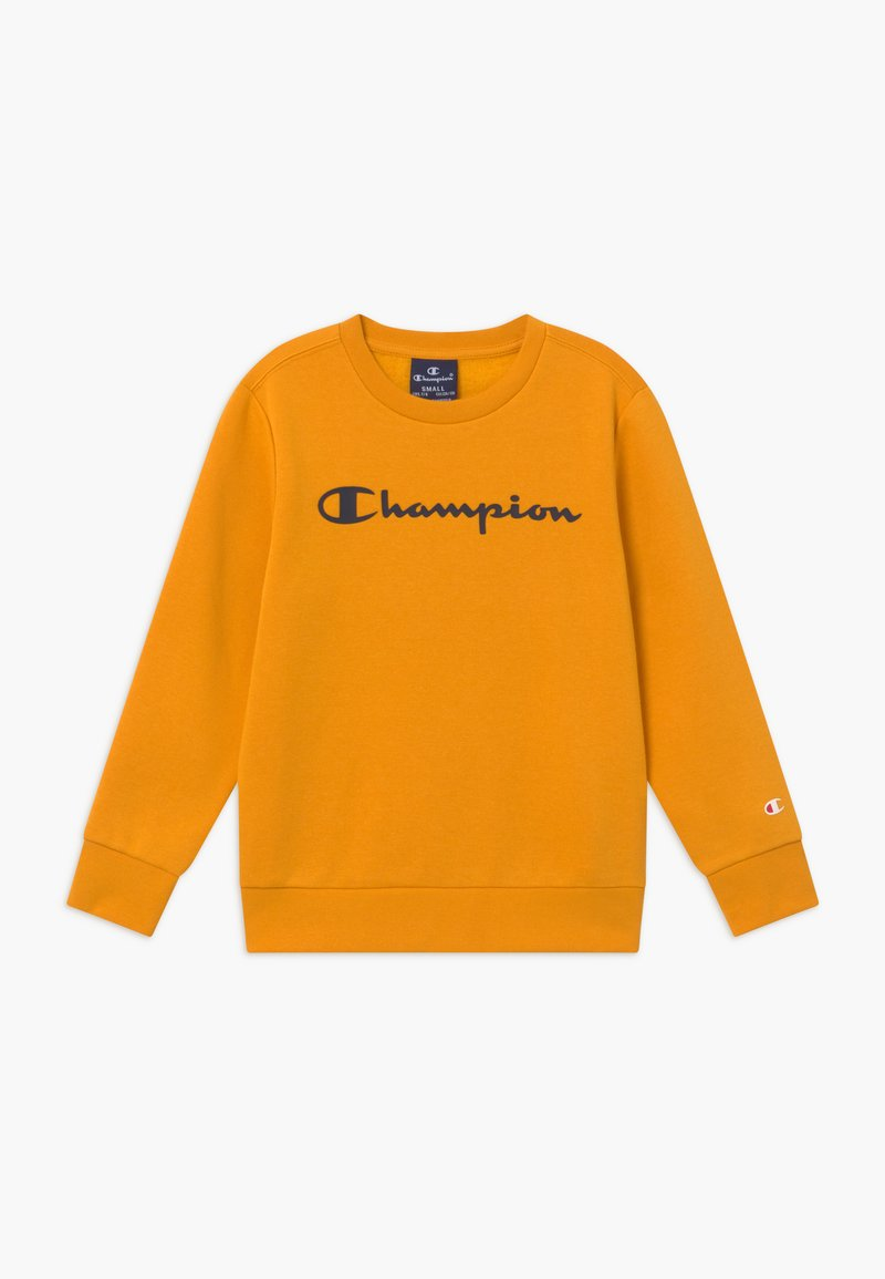 Champion - LEGACY AMERICAN CLASSICS CREWNECK UNISEX - Mikina - yellow
