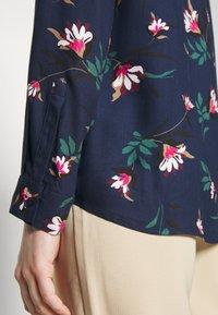 Seidensticker - LANGARM - Button-down blouse - navy - 5