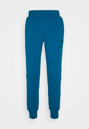 AMPLIFIED PANTS - Tracksuit bottoms - digi blue