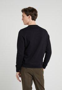 Barbour International - LARGE LOGO - Sweatshirt - black - 2