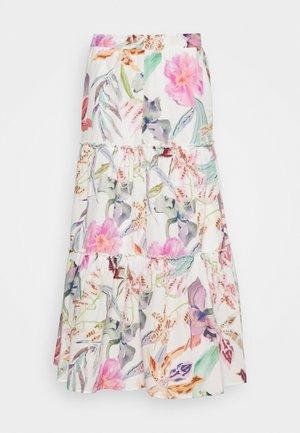 Áčková sukně - cosmea