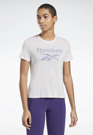WORKOUT READY SPEEDWICK - Print T-shirt - purple