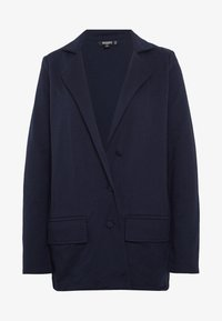 Missguided Tall - Short coat - navy - 4