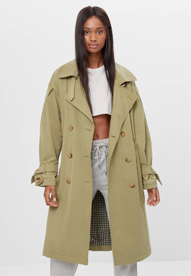 Trench - green