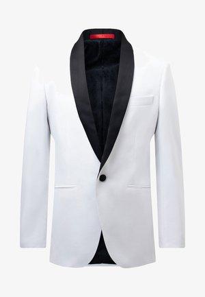 TUXEDO - Chaqueta de traje - white