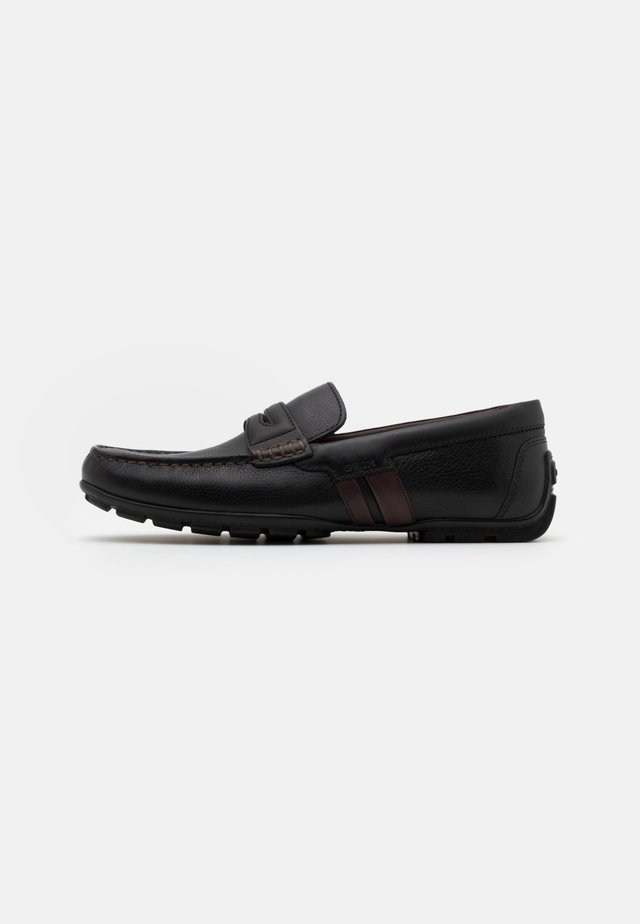 UOMO MONER - Moccasins - black