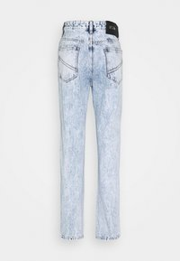 Just Cavalli - PANTALONE - Džíny Straight Fit - blue denim - 7