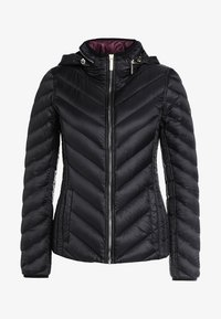 MICHAEL Michael Kors - SHORT PACKABLE PUFFER - Chaqueta de plumas - black - 6