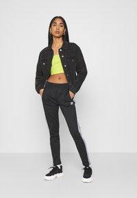 adidas Originals - SPAGHETTI TANK - Top - semi frozen yellow - 1