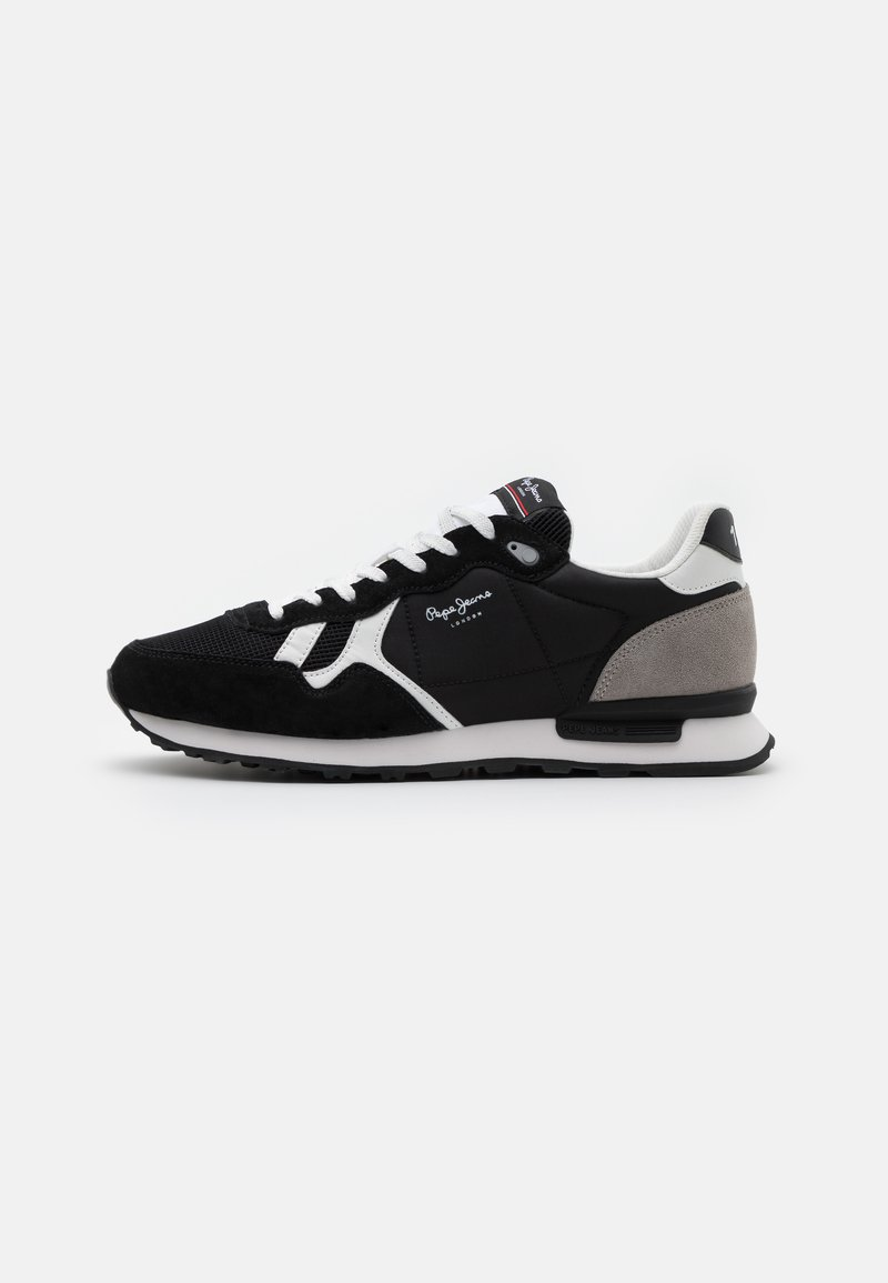 Pepe Jeans - BRITT MAN BASIC - Trainers - antracite