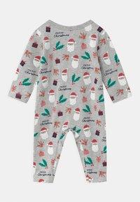 Cotton On - THE LONG SLEEVE SNAP UNISEX - Pyjamas - cloud marle - 1