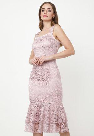 ROMENA - Shift dress - lavendel rosa