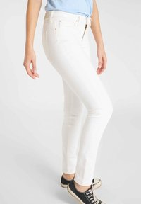 Lee - SCARLETT - Jeansy Skinny Fit - off-whit - 3