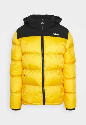 UTAH UNISEX - Winter jacket - yellow
