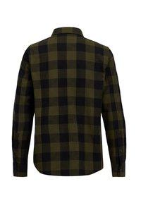 WE Fashion - FLANELLEN - Shirt - green - 1
