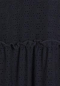ONLY - ONLLINA V NECK DRESS - Jersey dress - night sky - 4