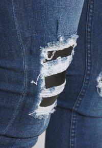 274 - PATCH - Skinny džíny - blue - 3