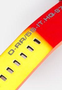 Diesel - CRUSHER - Digital watch - red/black - 3