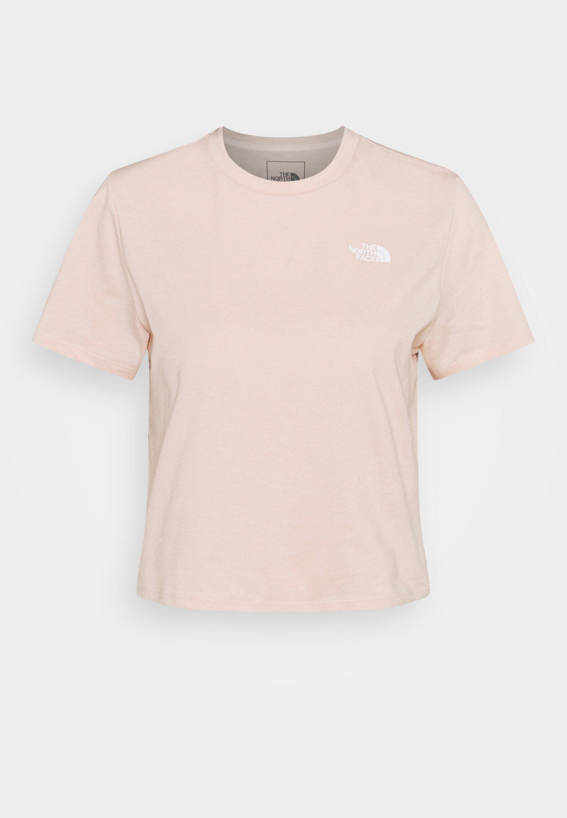Femme FOUNDATION CROP TEE - T-shirt basique