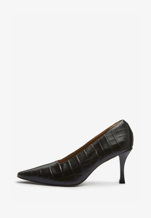 SIGNATURE - Zapatos altos - black