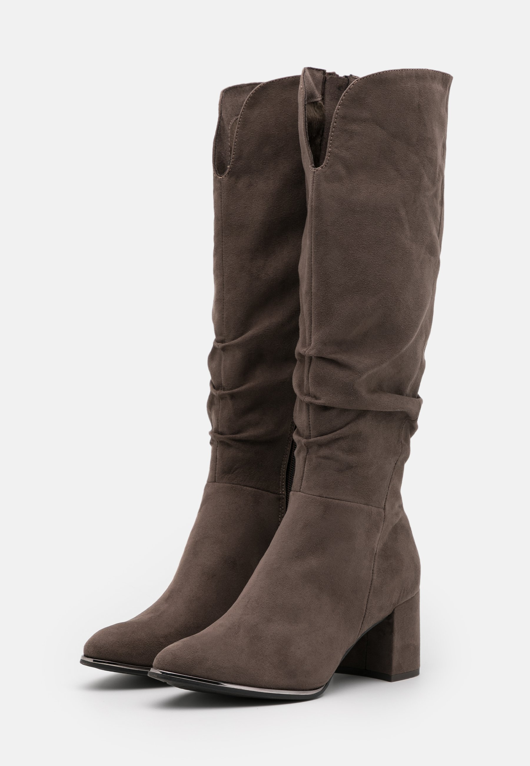 Marco Tozzi Stiefel pepper/taupe