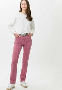 BRAX - STYLE MARY - Slim fit jeans - magnolia - 1