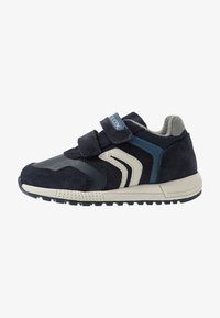 Geox - ALBEN BOY - Trainers - navy/dark avio