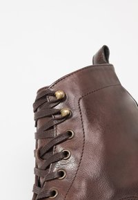 Hudson London - Lace-up ankle boots - brown washed - 5